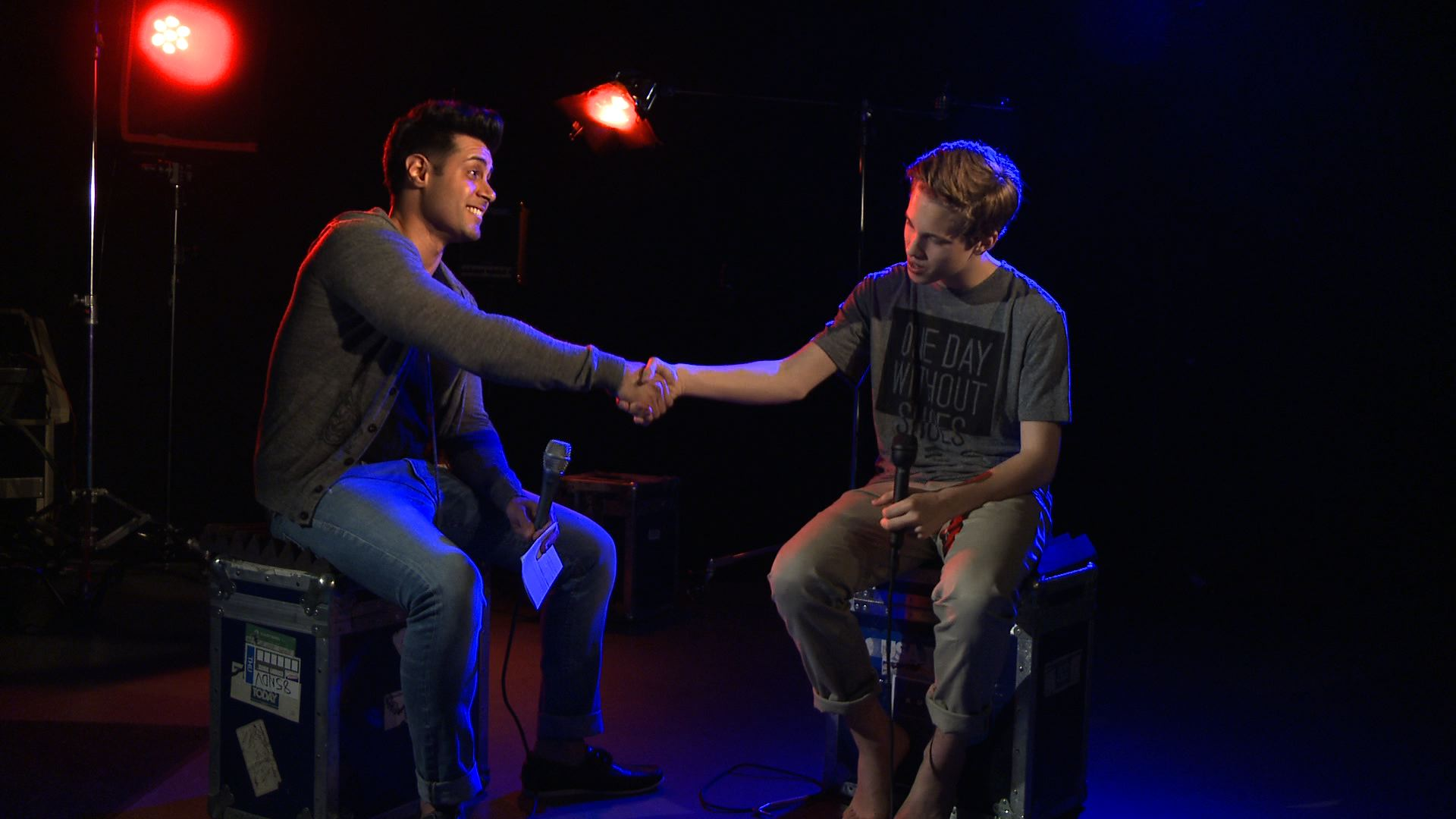 Interview with internet sensation Ryan Beatty