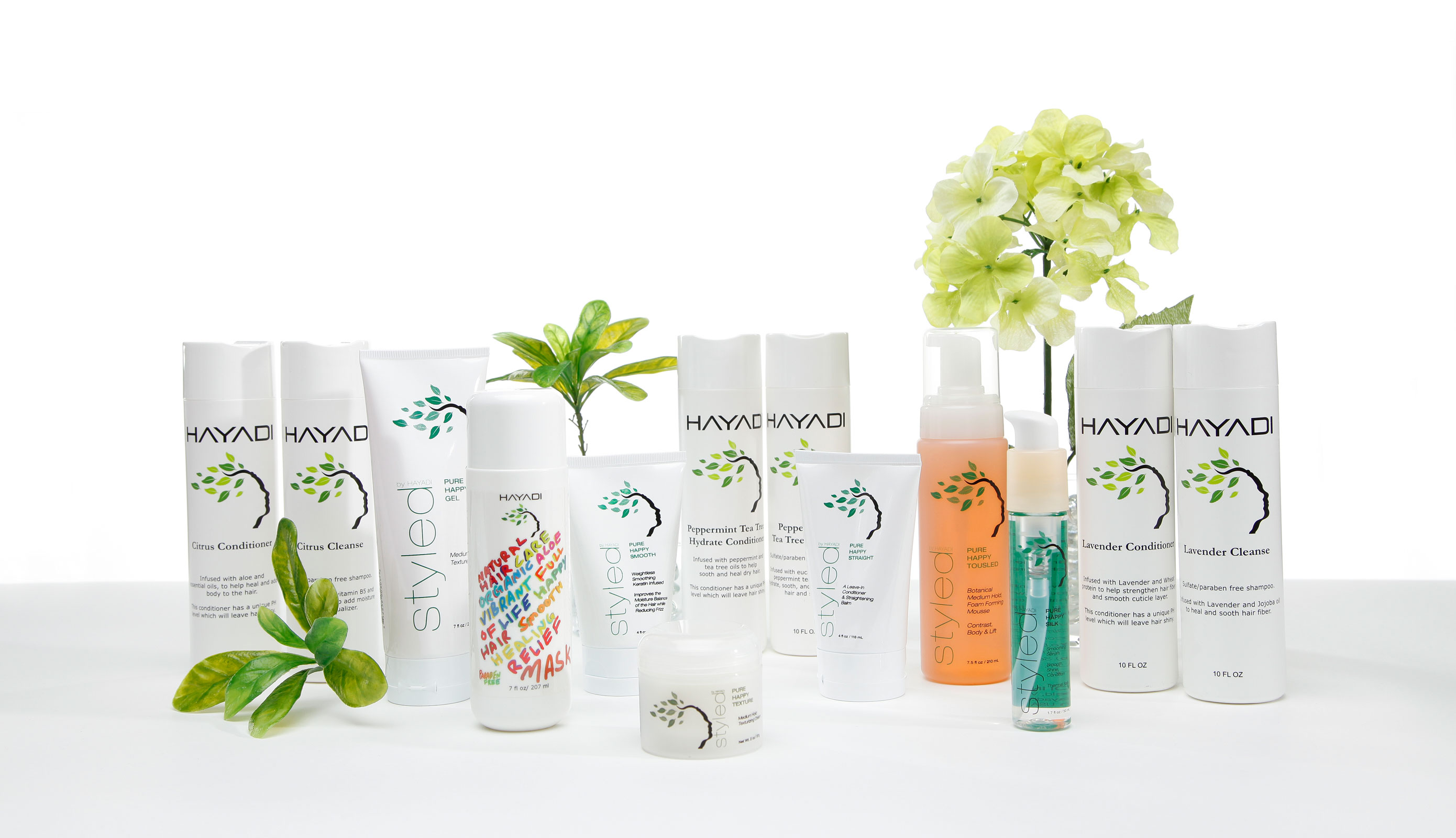 HAYADI Styling Products