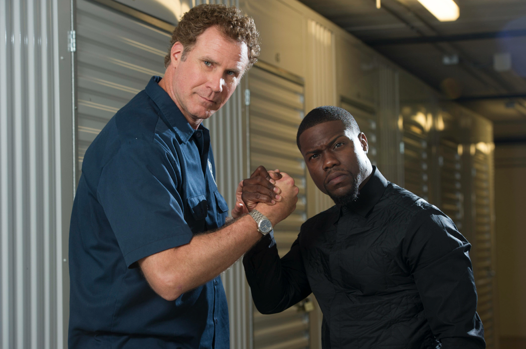 Will Ferrell & Kevin Hart talk 'Get Hard'