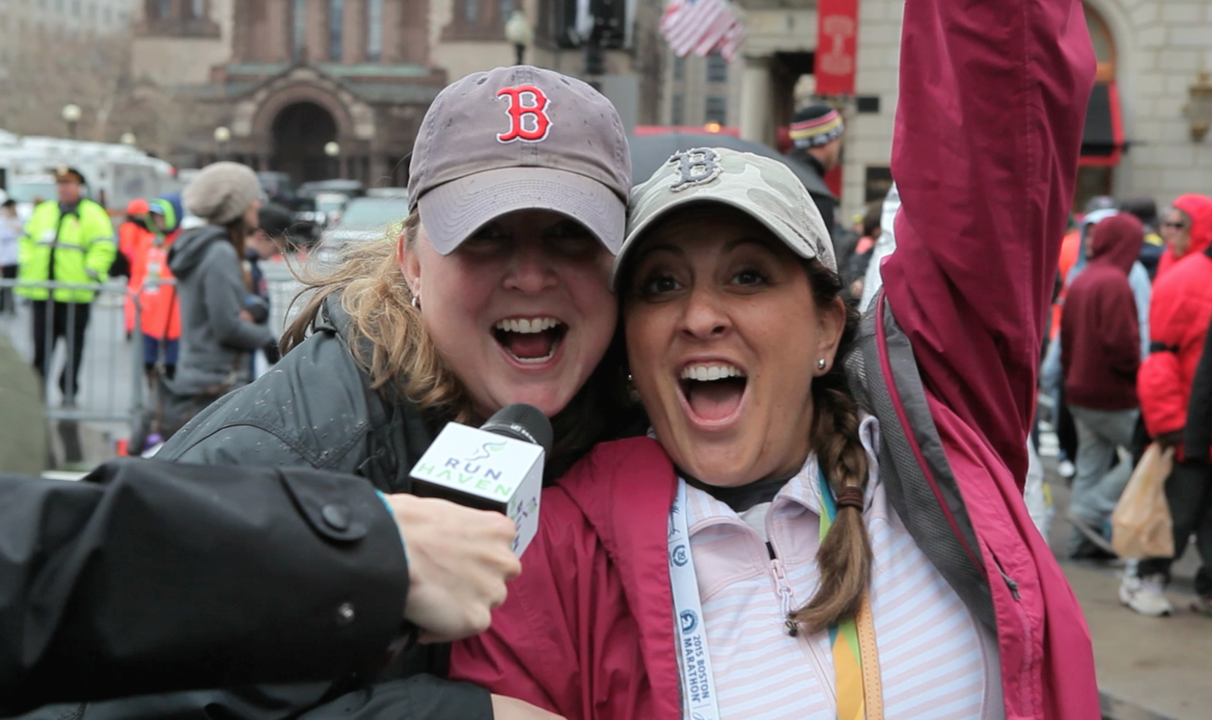 What does the Boston Marathon mean to you?
