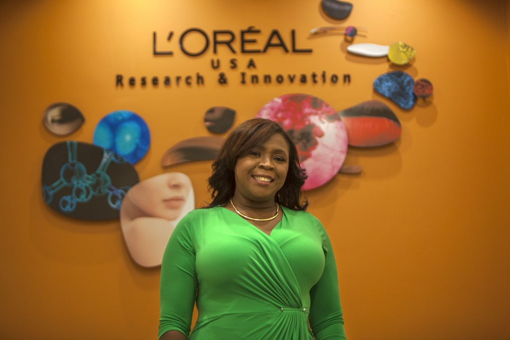 Balanda Atis: L'Oréal USA Scientist