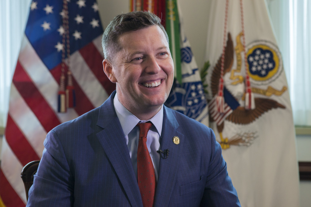 Patrick J. Murphy: Former Under Secretary of the Army and Soldier for Life