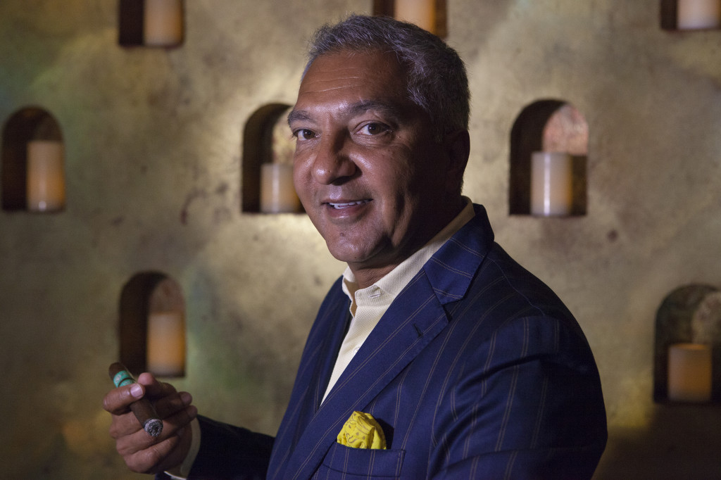 Rocky Patel: Cigar Aficionado/Enhancing the Cigar Experience