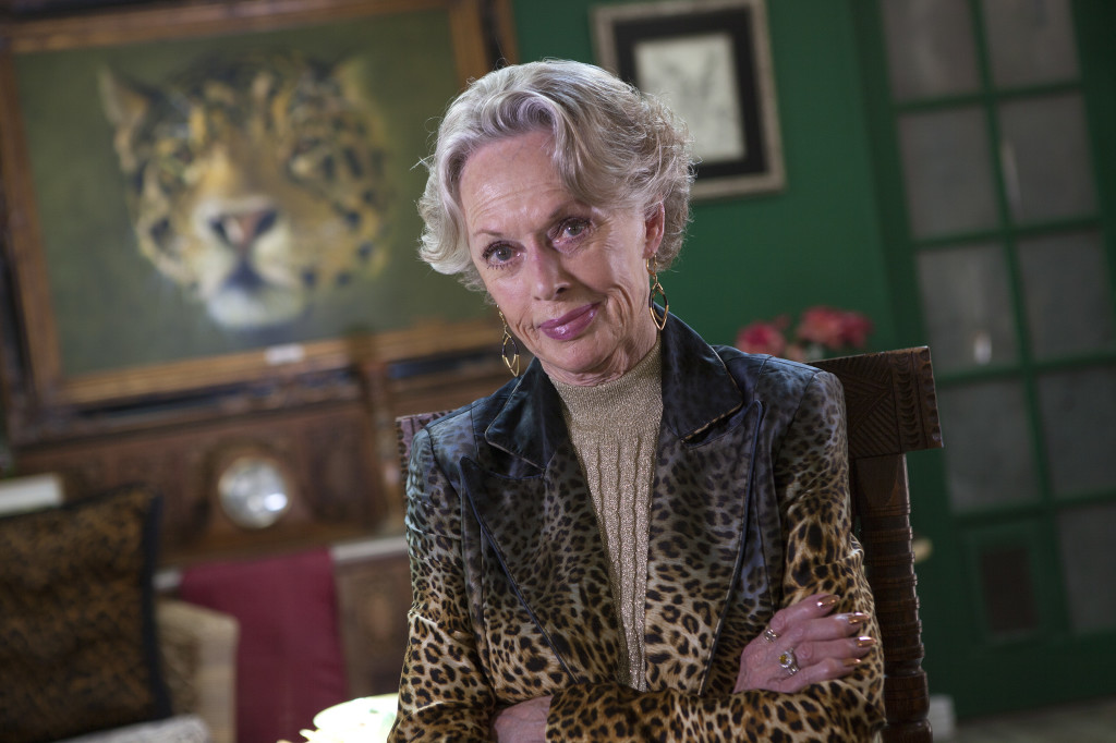 Tippi Hedren: The Model, then Actress and now Animal Rights Activist